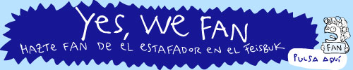 banner yes fan EL ESTAFADOR #18: LA FAMILIA
