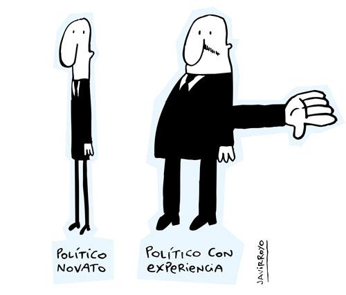 javirroyo politica 009 2 EL ESTAFADOR #9: EL NEGOCIO DE LA POLÍTICA