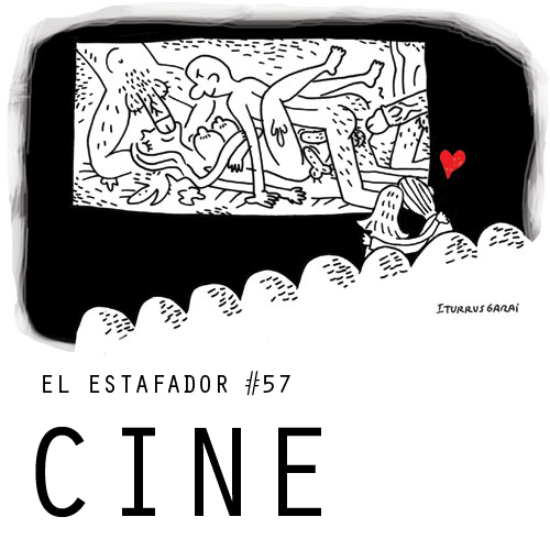 portada cinema EL ESTAFADOR #57: CINE