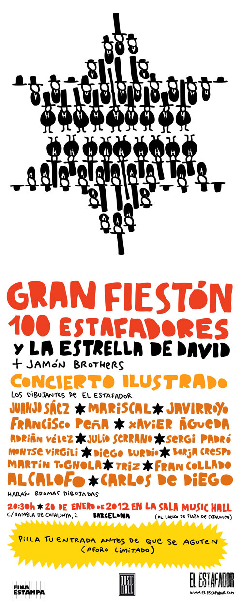 fieston 2 EL ESTAFADOR #105: BYE BYE 2011