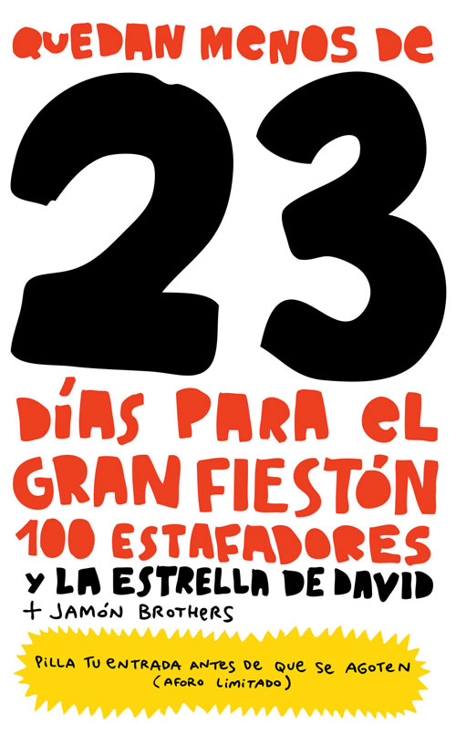 fieston 3 EL ESTAFADOR #105: BYE BYE 2011