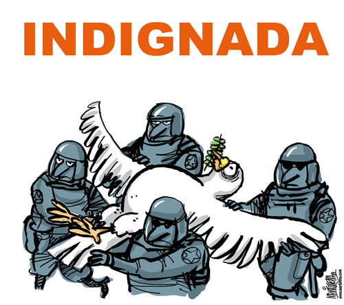 martirena indignados EL ESTAFADOR #105: BYE BYE 2011