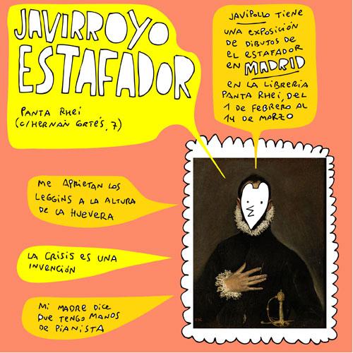 invitacion expo 2 EL ESTAFADOR #114: EL DIBUJO INFANTIL