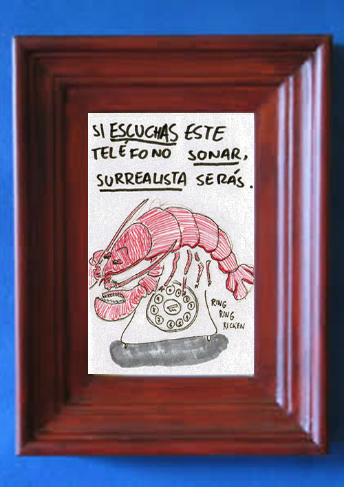 ricken surrealismo EL ESTAFADOR #113: SURREALISMO