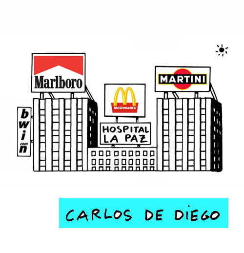 Carlos de Diego2 EL ESTAFADOR #121: HOSPITALES