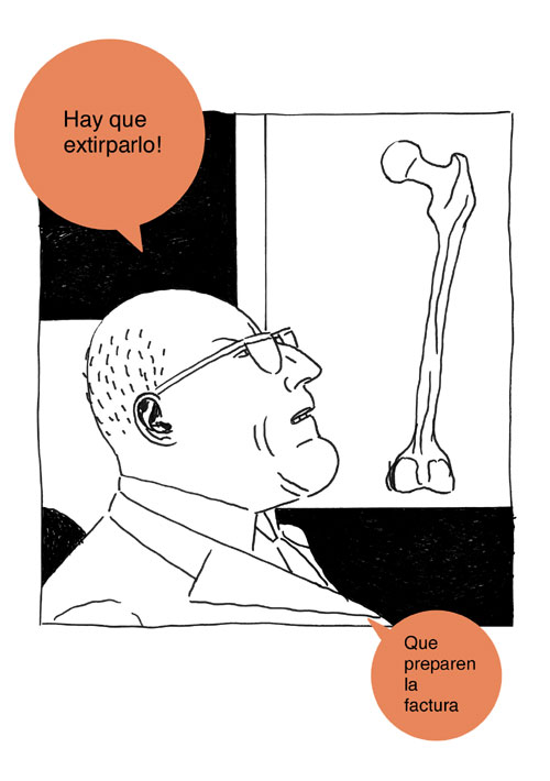 javivazquezhos3 EL ESTAFADOR #121: HOSPITALES