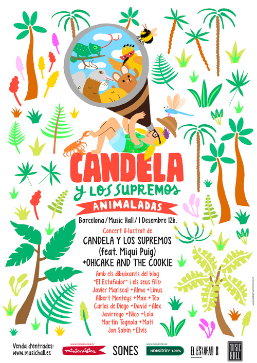 candela y los supremos citi hall EL ESTAFADOR #144: EL FIN DEL MUNDO