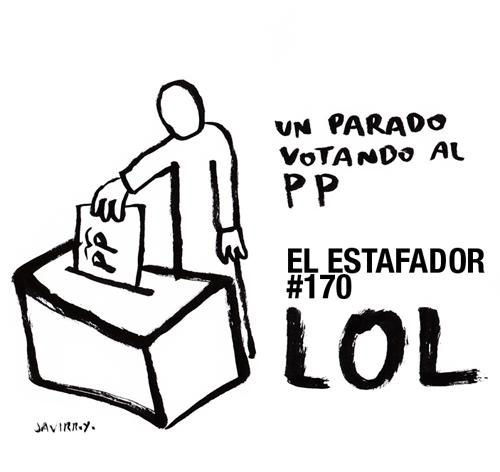 javirroyo portada EL ESTAFADOR #170: LOL