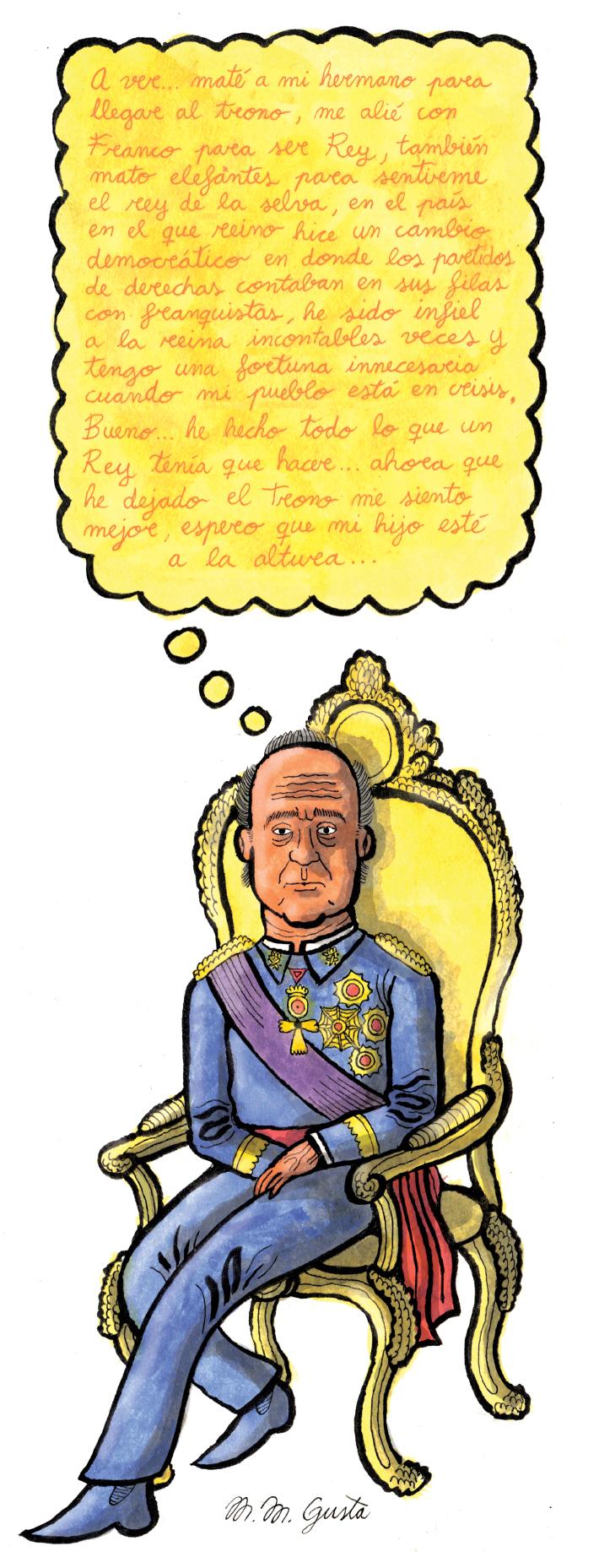01 - c - Pensamientos de un Rey - MM Gustà