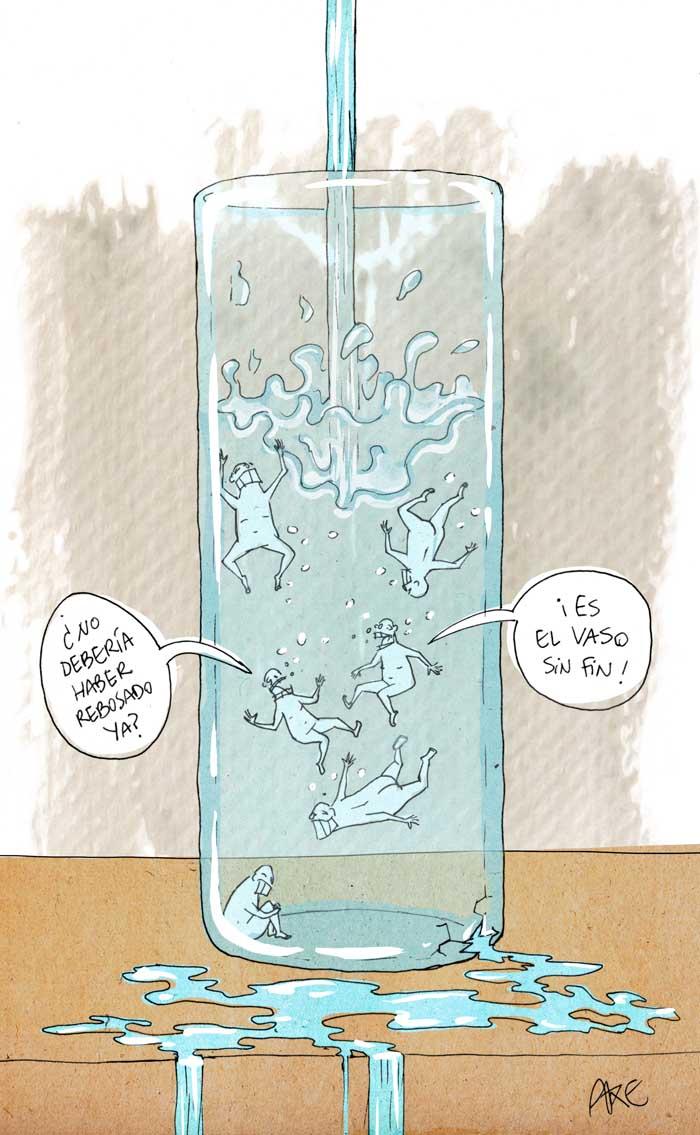 El vaso sin fin