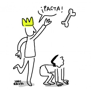 rey pacta