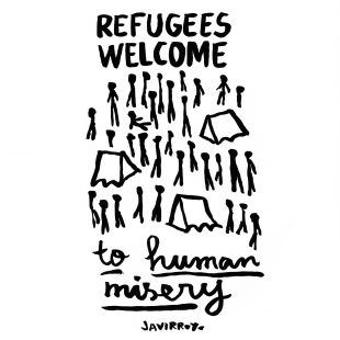 refugees-welcome-to-human-misery