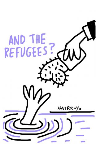 and the refugees