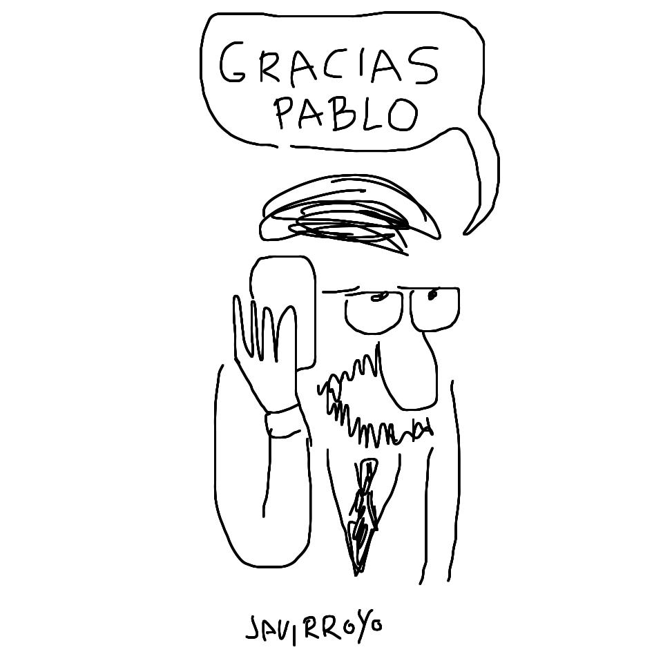 Gracias Pablo