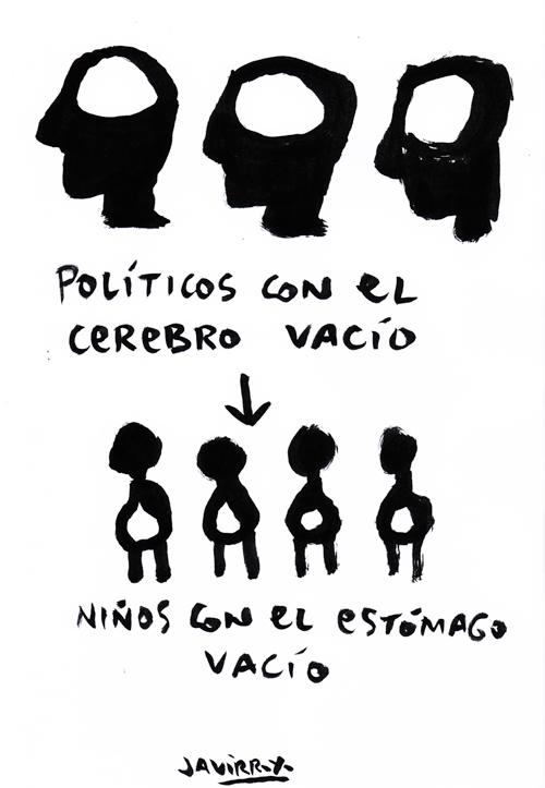 javirroyo_politicos-con-el-cerebro-vacio