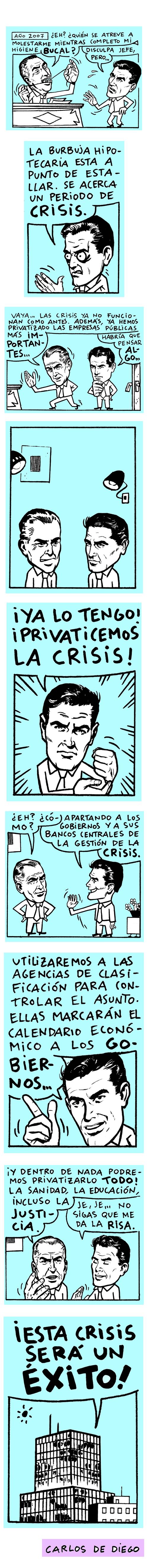 Carlos de Diego CRISIS