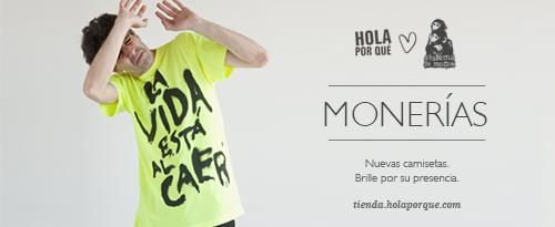 Monerías-La vida-Hola Por Qué+Sistema de Monos-banner El Estafador