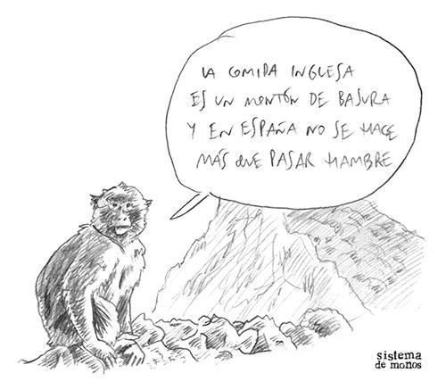 Sistema de Monos-Gibraltar