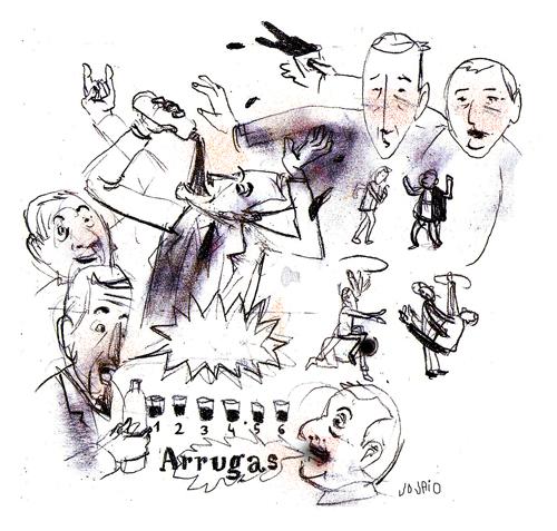 jojaio - olvido - arrugas