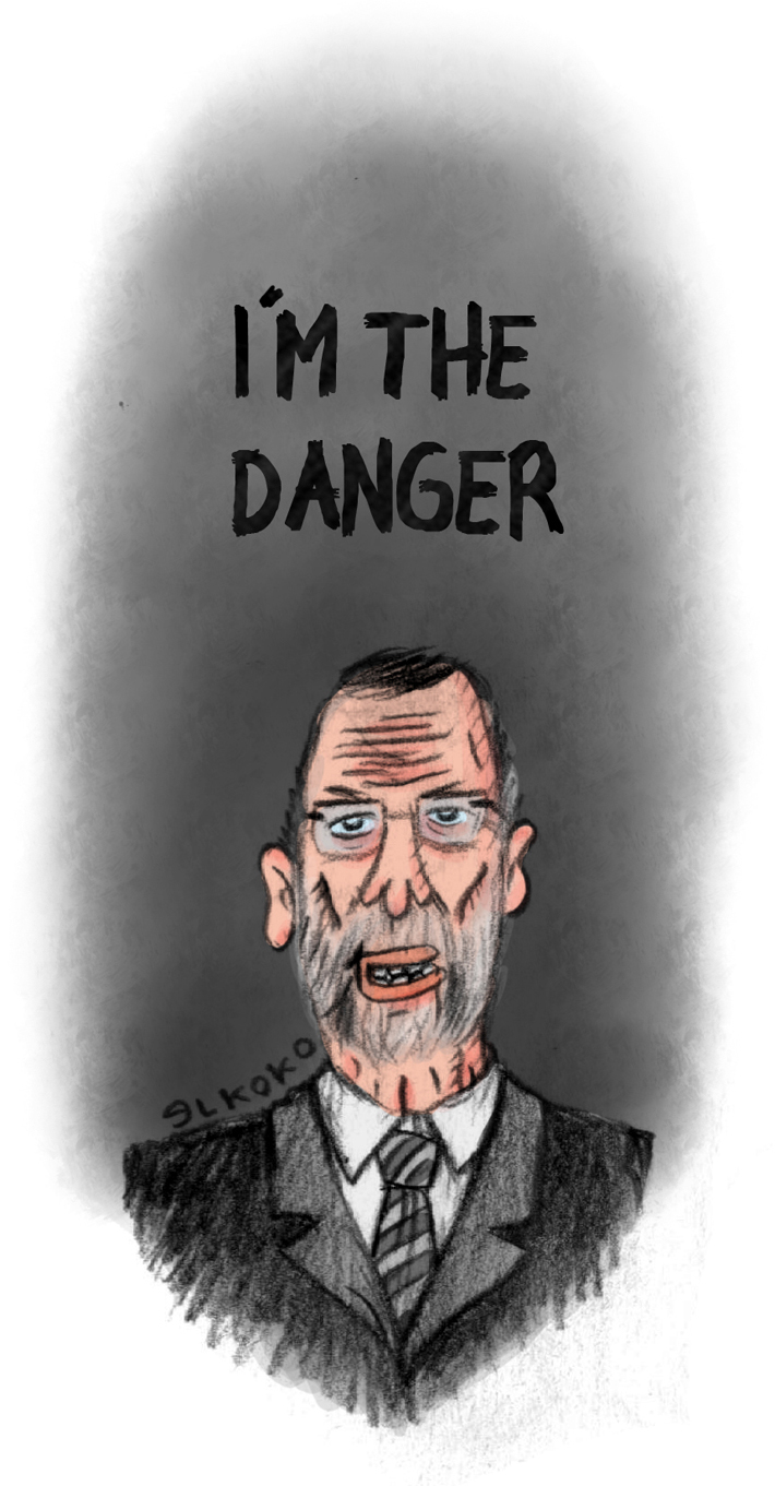 THE DANGER