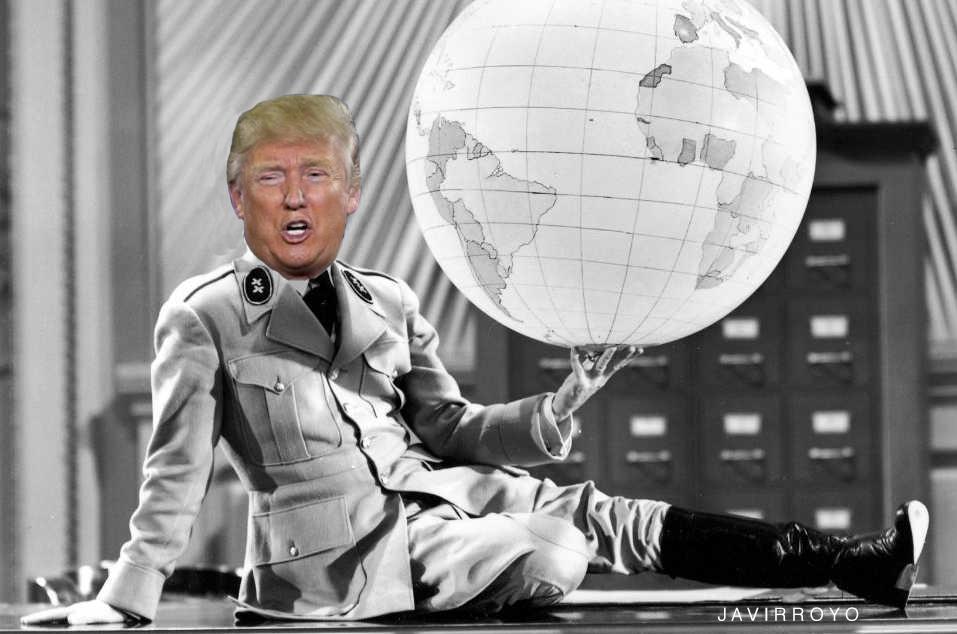 trump_el gran dictador