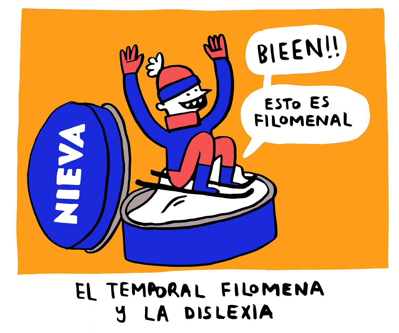 Temporal Filomena